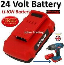 Replacement Spare LI-ION Battery Neilsen 24 Volt  Impact Wrench CT3730 3730-1