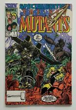 New Mutants Special Edition #1 (Marvel 1985) VF+ Condition.