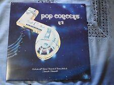 LP POP-CONCERT 2 Orchestra Dell Unione Musicisti Di Roma Giancarlo Chiaramello