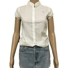 [Flaw]WOMEN'S TOMMY HILFIGER WHITE TOP (preloved)
