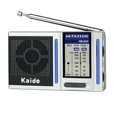 MINI RADIO TASCABILE (TUNER AM/FM, JACK AURICOLARI, ALTOPARLANTE) – IDEA REGALO