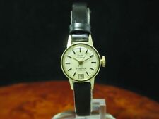 Condor 75 14kt 585 Gold Automatic Women's Watch with Date/Caliber Eta 2651