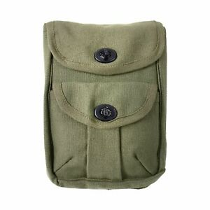 Rothco Olive Drab 2 Pocket Ammo Pouch Hunting Gear Survival Gifts