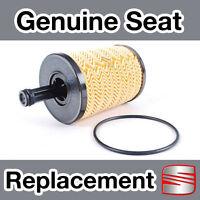 Genuine Seat Leon (1P) 1.9TDi, 2.0TDi, 2.0TDi CR (06-10) Oil Filter