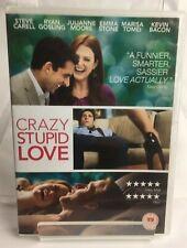 Crazy, Stupid, Love DVD (2012) Steve Carell