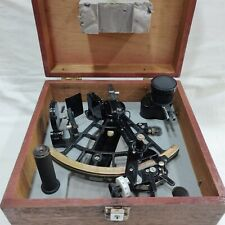 Vintage Osaka Tamaya Marine Sextant Type 633. Sr No: 806275. Made in Japan