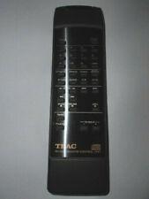 TELECOMANDO ORIGINALE TEAC RC 597 SPECIFICO PER LETTORE CD VRDS 25 X
