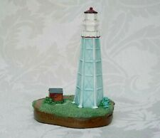 "Spoontiques Lighthouse, Old Hilton Head Sc Lighthouse 9290 Figurine 5"" Ht"