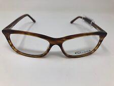 EIGHT TO EIGHTY EYEWEAR ANNA Eyeglass Frame BROWN 54-14-140 Tortoise Full YG71