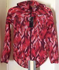 Nike Woman's Running Jacket Xs Bnwt Rrp £75