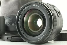 【MINT in Case】Canon EF 35 mm f/2 IS USM Wide Angle Lens from Japan #203