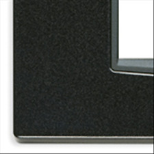 VIMAR EIKON PLACCA CLASSIC 7M ANTRACITE METAL 20657.12