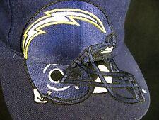 Vintage NFL Former San Diego Chargers Baseball Hat Cap Adjustable Snapback Strap