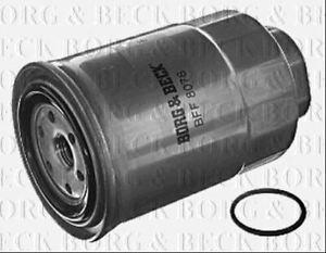 Borg & Beck Benzin Filter Für Nissan Almera Diesel 2.2