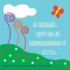 Mama, Que Es La Discapacidad? (Paperback or Softback)