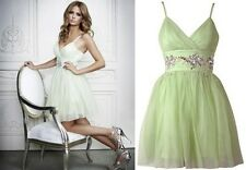 LIPSY VIP MILLIE MACKINTOSH BABYDOLL EMBELLISHED PROM DRESS 10 38 £120!