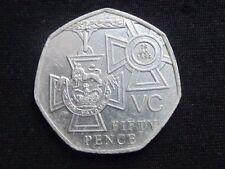 2006 150th Anniversary Victoria Cross 50P Coin