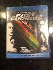 The Fast and the Furious Brand New Blu-ray Sealed