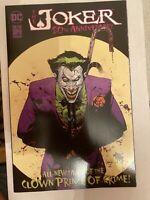 Joker 80th Anniversary 100 Page Super Spectacular NM (2020) DC Comics Azzarello