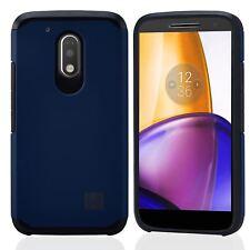 32nd Slim Armour Shockproof Case Cover Motorola PHONES Slate Blue Motorola Moto G4 Plus