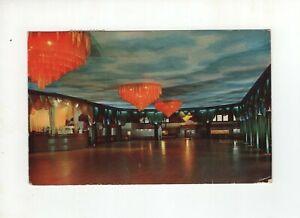Vintage Post Card - Alhambra Ballroom - Crescent Park - Riverside - Rhode Island