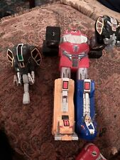 1991 Bandai Mighty Morphin Power Rangers Dino Megazord 12?