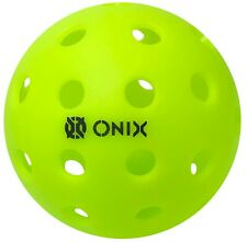 6 Onix Pure 2 Neon Green Pickleball Balls Outdoor Pure2 Tournament Play Pickle