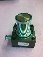 INFICON AG LI-9496 Balzers VAP025 253-321 Pneumatically Actuated Angle Valve