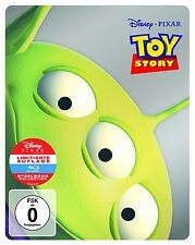 Toy Story (Blu-ray, SteelBook, PIXAR) RegionFREE