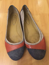 PREOWNED 100% AUTHENTIC SEE BY CHLOE BALLERINA FLATS!!! SIZE 40 !! MG