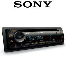 Sinto Lettore Cd 1 Din Radio Dab/Mp3/Flac/Bluetooth Sony MEX-N7300BD + ANT