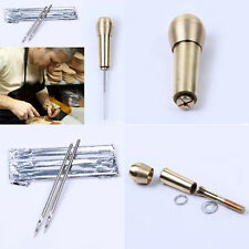 Kit Tool Sewing Shoe Repair Tool  1sets Sewing Tools Needle Awl Leather Craft