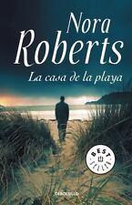 LA CASA DE LA PLAYA by Nora Roberts (2015, Paperback)
