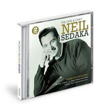 THE ONE & ONLY * NEIL SEDAKA * NEW SEALED 2 CD *