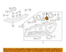 VW VOLKSWAGEN OEM 14-15 Passat Headlight Head Light Lamp-Holder 561998109