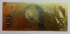 2018 Russian Football World Cup Souvenir 100 rubles commemorative banknote