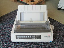 OKI Microline 3390 USB 24-Pin Dot Matrix Impact Printer GE7200B Drucker POS LPT