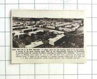 1946 Great Housing Estate Built By MIT To Provide Homes For Ex-soldiers Wives