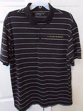 Nike Golf Livestrong Golf Polo Shirt Large EUC