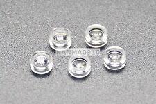 5pcs 7mm Laser Focus Lens Plastic Collimating Mirror f 405nm/450nm/650nm Lazer
