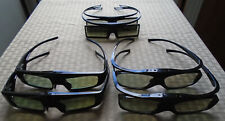 3D Glasses Lot Hi-Shock Panasonic Samsung