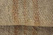 GRAINSACK hemp linen grain sack RUSTIC primitive textile old caramel ORGANIC