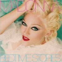 MADONNA bedtime stories (CD, album, 1994) RnB/swing, house, synth pop, downtempo