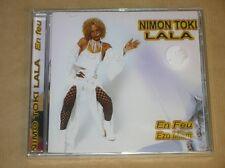 CD RARE / NIMON TOKI LALA / EN FEU / EZO MIAM / NEUF SOUS CELLO
