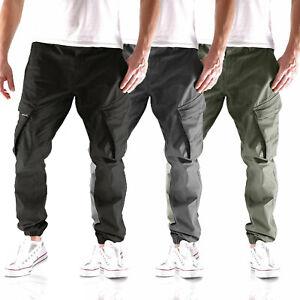 Big Seven Ben Cargo comfort tapered fit Herren Hose Jeans neu