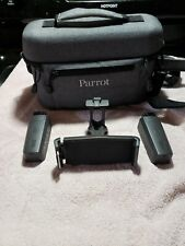 Parrot Anafi 4K Drone Extended Case. With 2 batteries and tablet holder NO DRONE