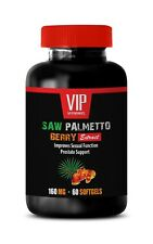 ageless male testosterone booster - SAW PALMETTO BERRY 160MG 1B - inflammation