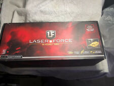 New listing Laser Force Lf Rc Assault Grey Tank Remote Control Instructions & Extra Treads!