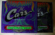 2 CD THE CARS ANTHOLOGY - JUST WHAT I NEEDED - 1995