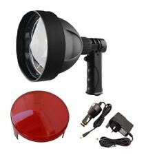 Sport Light 150mm Rechargeable LED Hunting Shooting Lamp Free Red filter